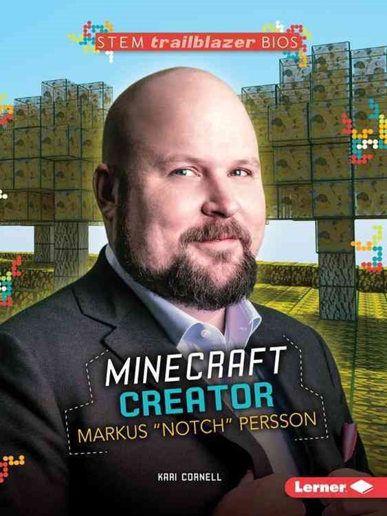 "Minecraft Creator Markus ""Notch"" Persson"
