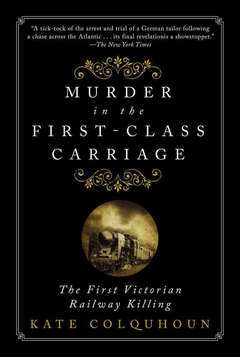 Murder in the First-Class Carriage