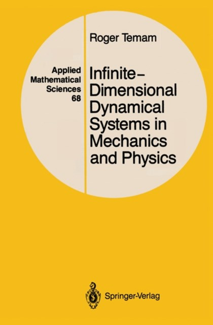 (ebook) Infinite-Dimensional Dynamical Systems in Mechanics and Physics