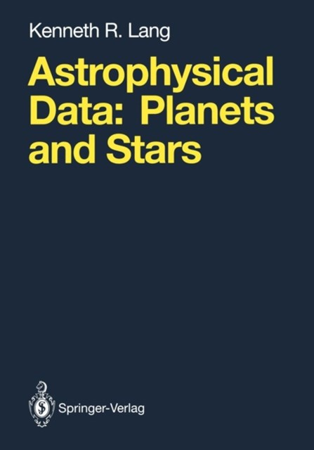 Astrophysical Data