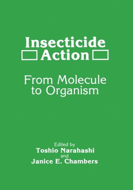 (ebook) Insecticide Action