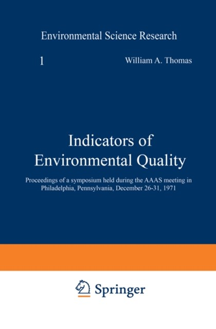 Indicators of Environmental Quality
