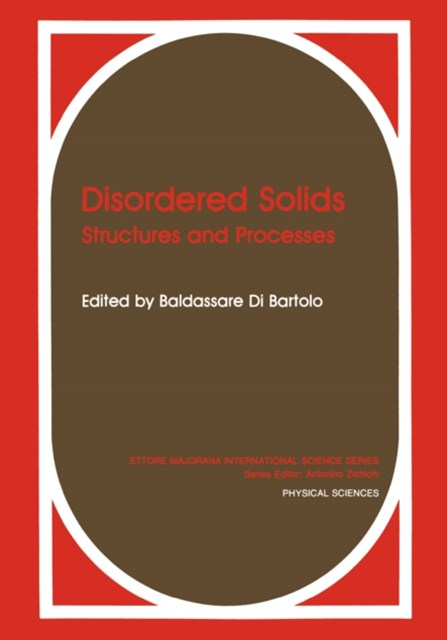 Disordered Solids