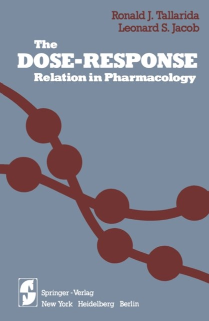 (ebook) Dose-Response Relation in Pharmacology