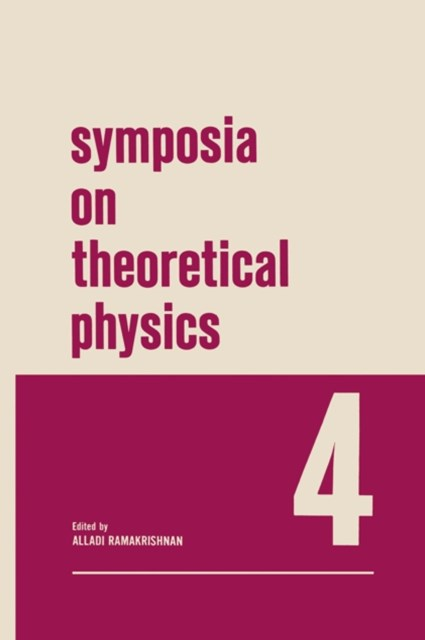 (ebook) Symposia on Theoretical Physics 4
