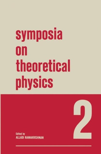 (ebook) Symposia on Theoretical Physics