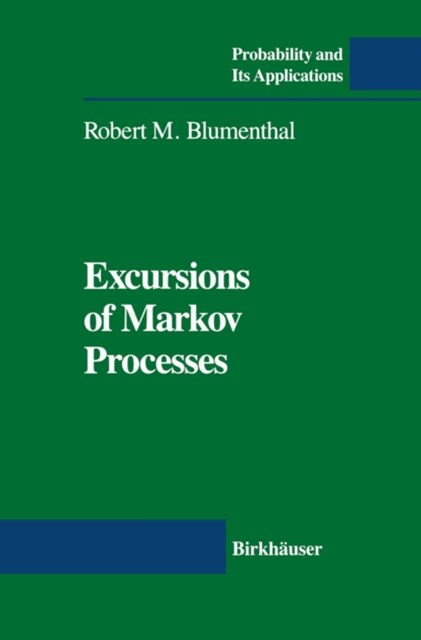 Excursions of Markov Processes