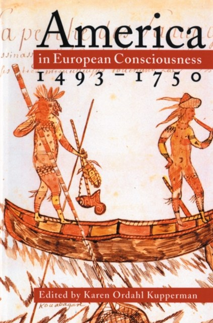(ebook) America in European Consciousness, 1493-1750