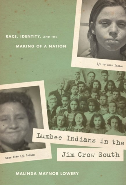 (ebook) Lumbee Indians in the Jim Crow South