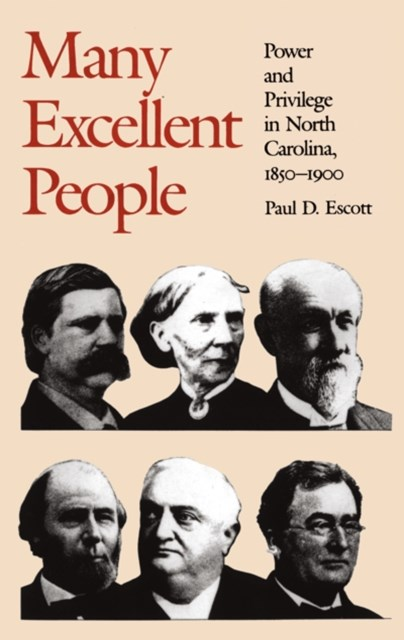 (ebook) Many Excellent People
