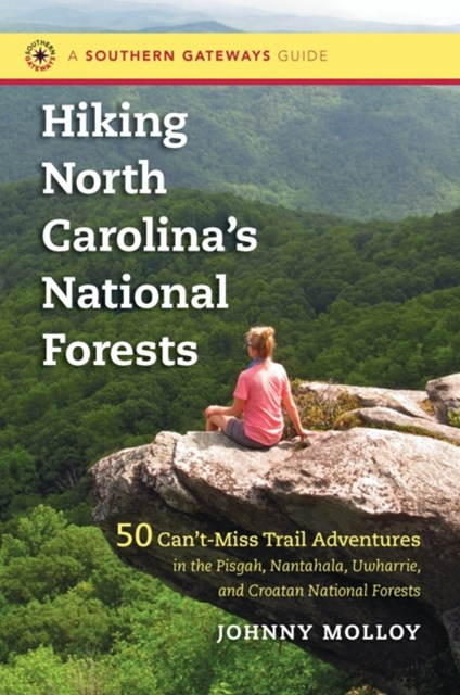 (ebook) Hiking North Carolina's National Forests