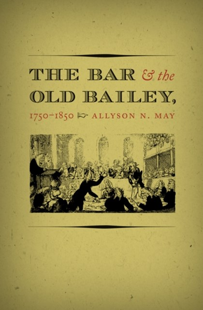 (ebook) Bar and the Old Bailey, 1750-1850