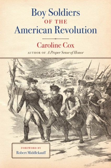 (ebook) Boy Soldiers of the American Revolution