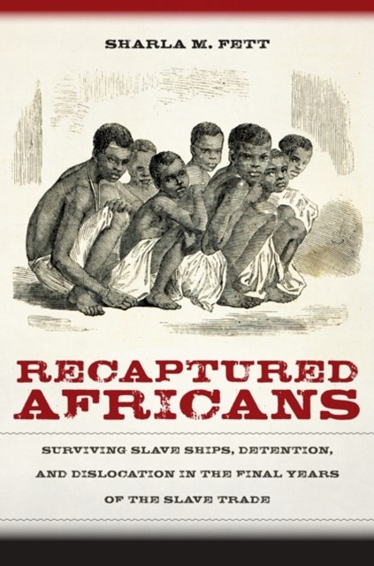 (ebook) Recaptured Africans