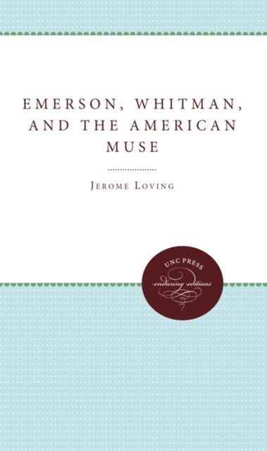 (ebook) Emerson, Whitman, and the American Muse