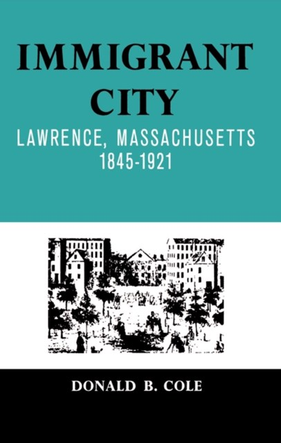 (ebook) Immigrant City