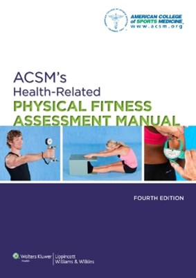 (ebook) ACSM's Health-Related Physical Fitness Assessment Manual