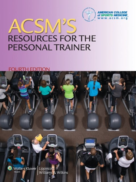 (ebook) ACSM's Resources for the Personal Trainer