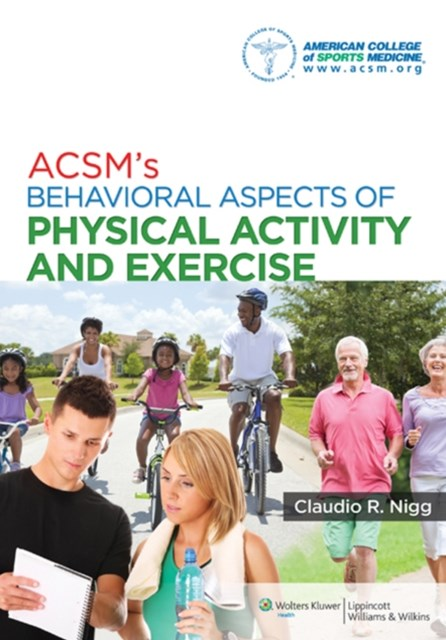 (ebook) ACSM's Behavioral Aspects of Physical Activity and Exercise