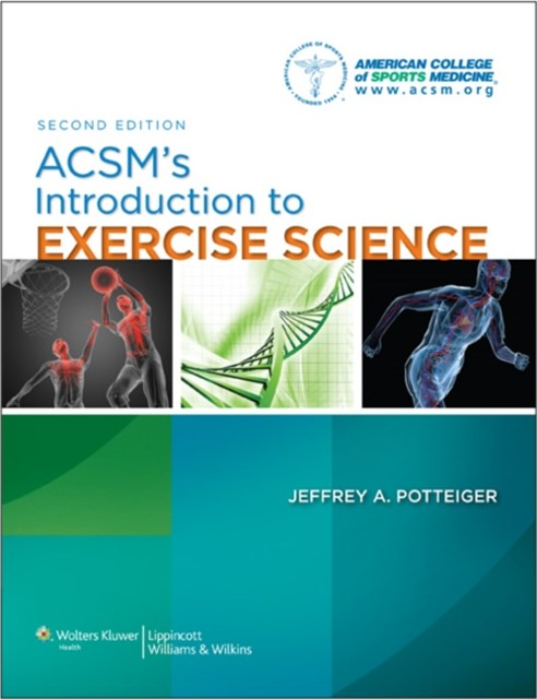 (ebook) ACSM's Introduction to Exercise Science
