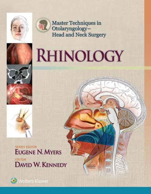 (ebook) Master Techniques in Otolaryngology - Head and Neck Surgery: Rhinology