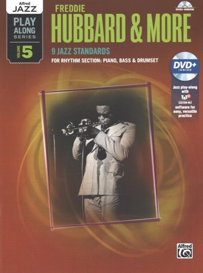 Alfred Jazz Play-Along -- Freddie Hubbard and More, Vol 5