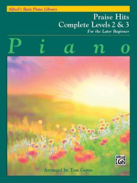 Alfred's Basic Piano Course Praise Hits Complete