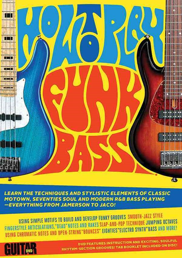 How to Play Funk Bass!