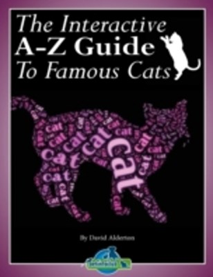 Interactive A-Z Guide To Famous Cats