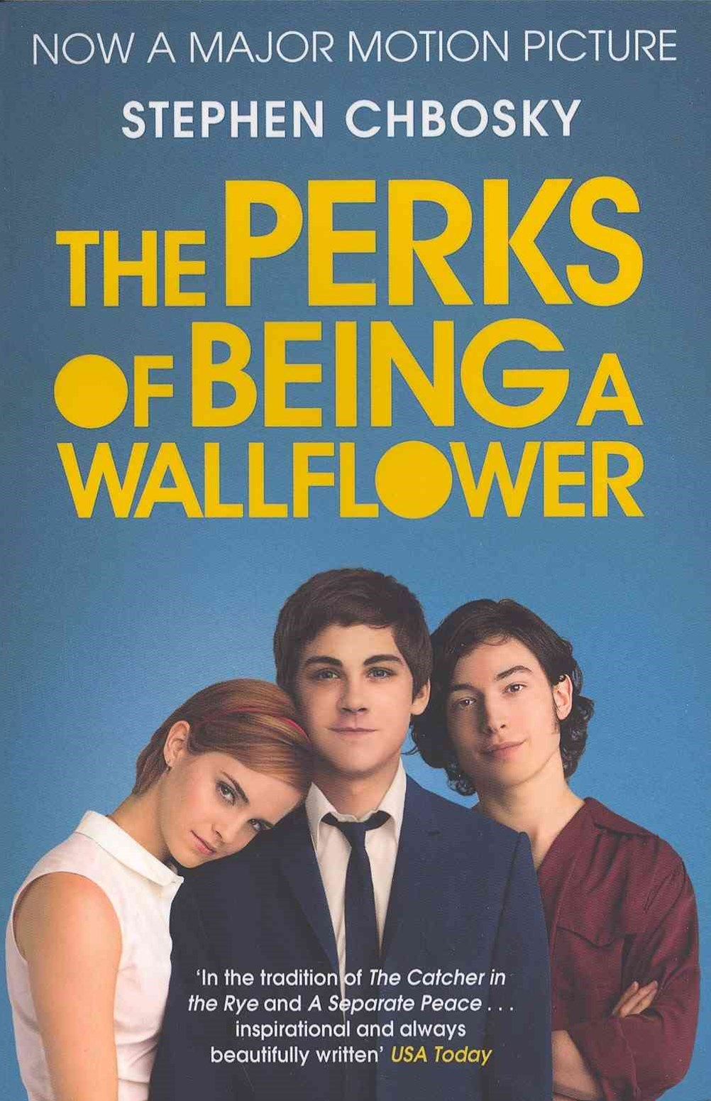 Perks of Being a Wallflower (Film tie in)