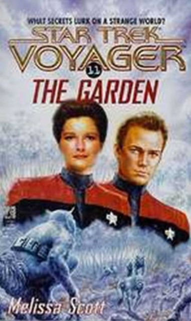 (ebook) S/trek Voyager #11 The Garden