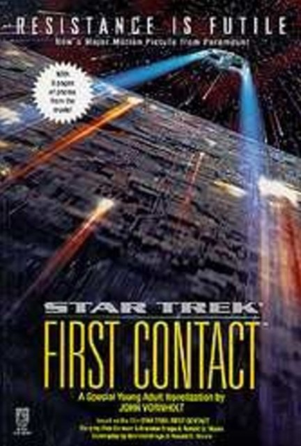 (ebook) First Contact