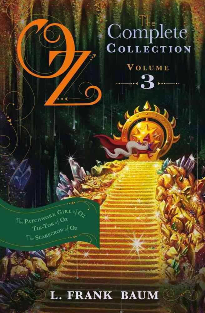 Oz: The Complete Collection Vol 3