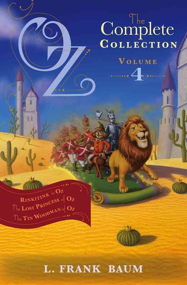 Oz: The Complete Collection Vol 4
