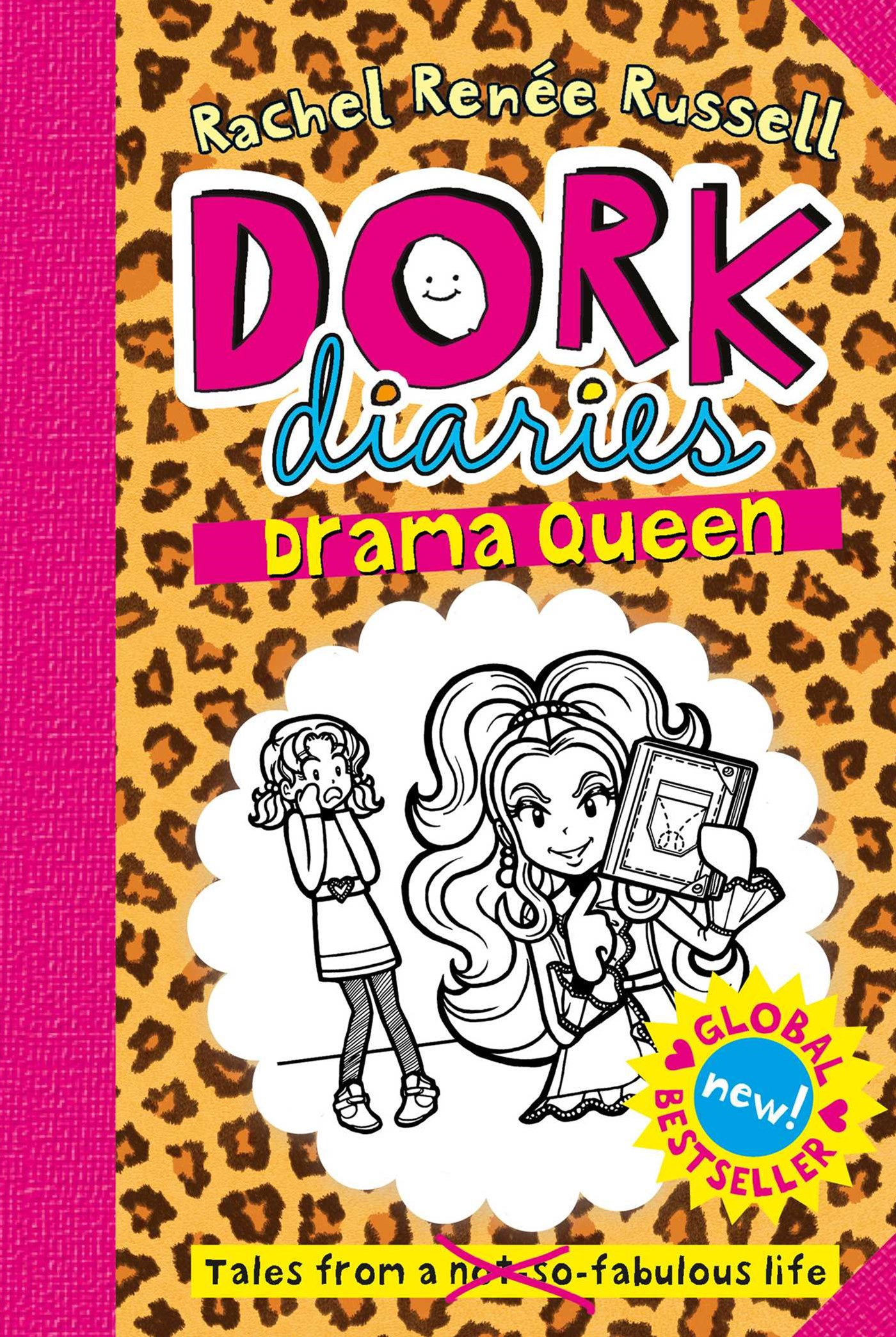 Drama Queen (Dork Diaries Book 9)