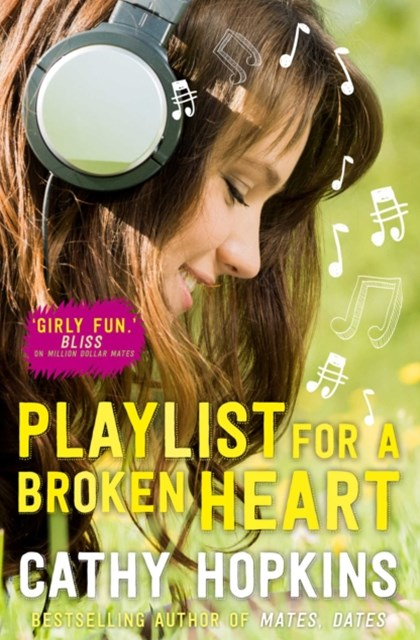 (ebook) Playlist for a Broken Heart