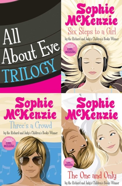 (ebook) All About Eve Trilogy
