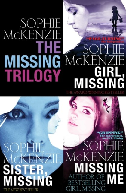 (ebook) The Missing Trilogy