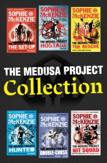 (ebook) The Medusa Project Collection