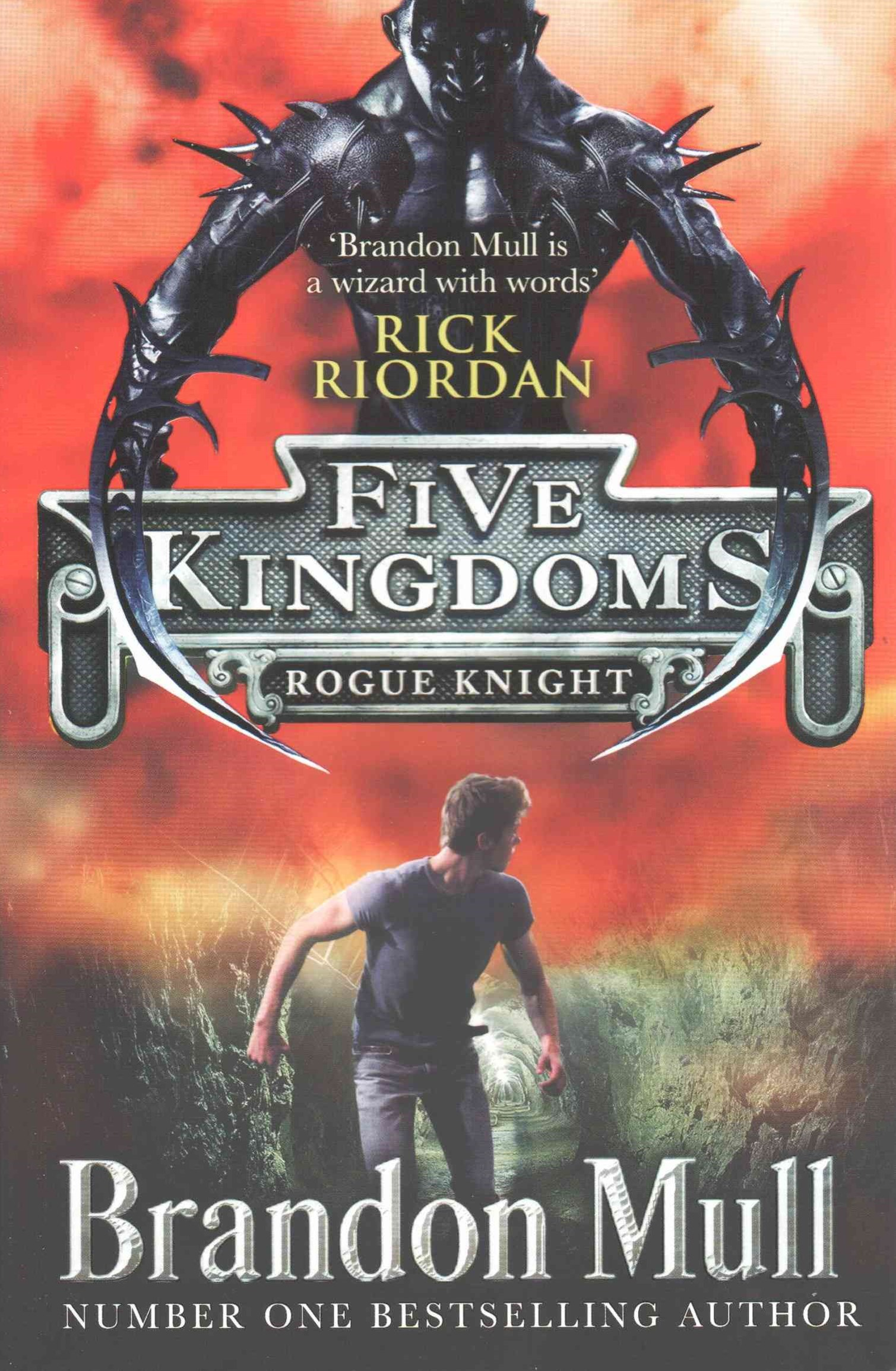 Five Kingdoms #2: Rogue Knight