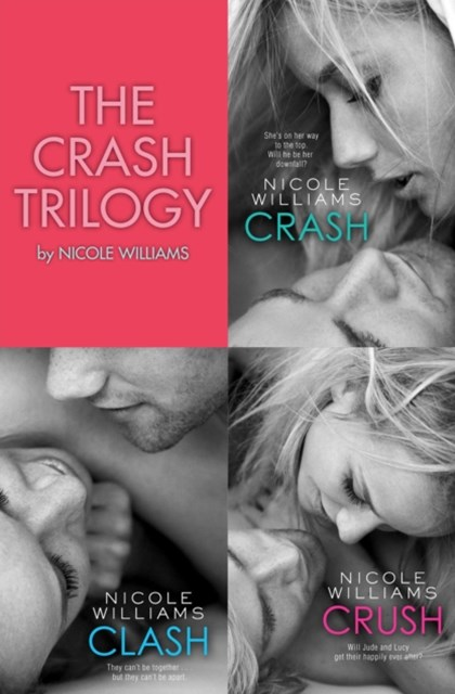 (ebook) The Crash Trilogy