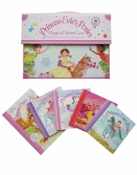 Princess Evie's Ponies Magical Story Case