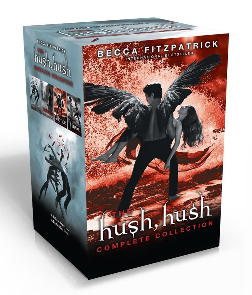 Hush, Hush: The Complete Collection