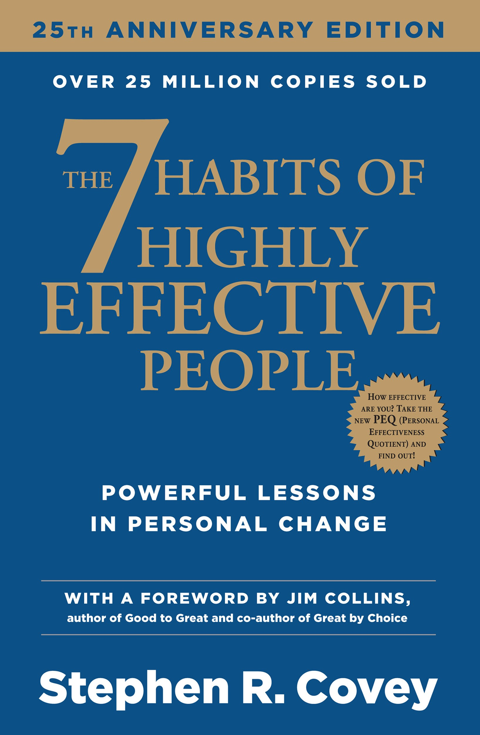 Dymocks 7 Habits Of Highly Effective People Anniversary Edition By