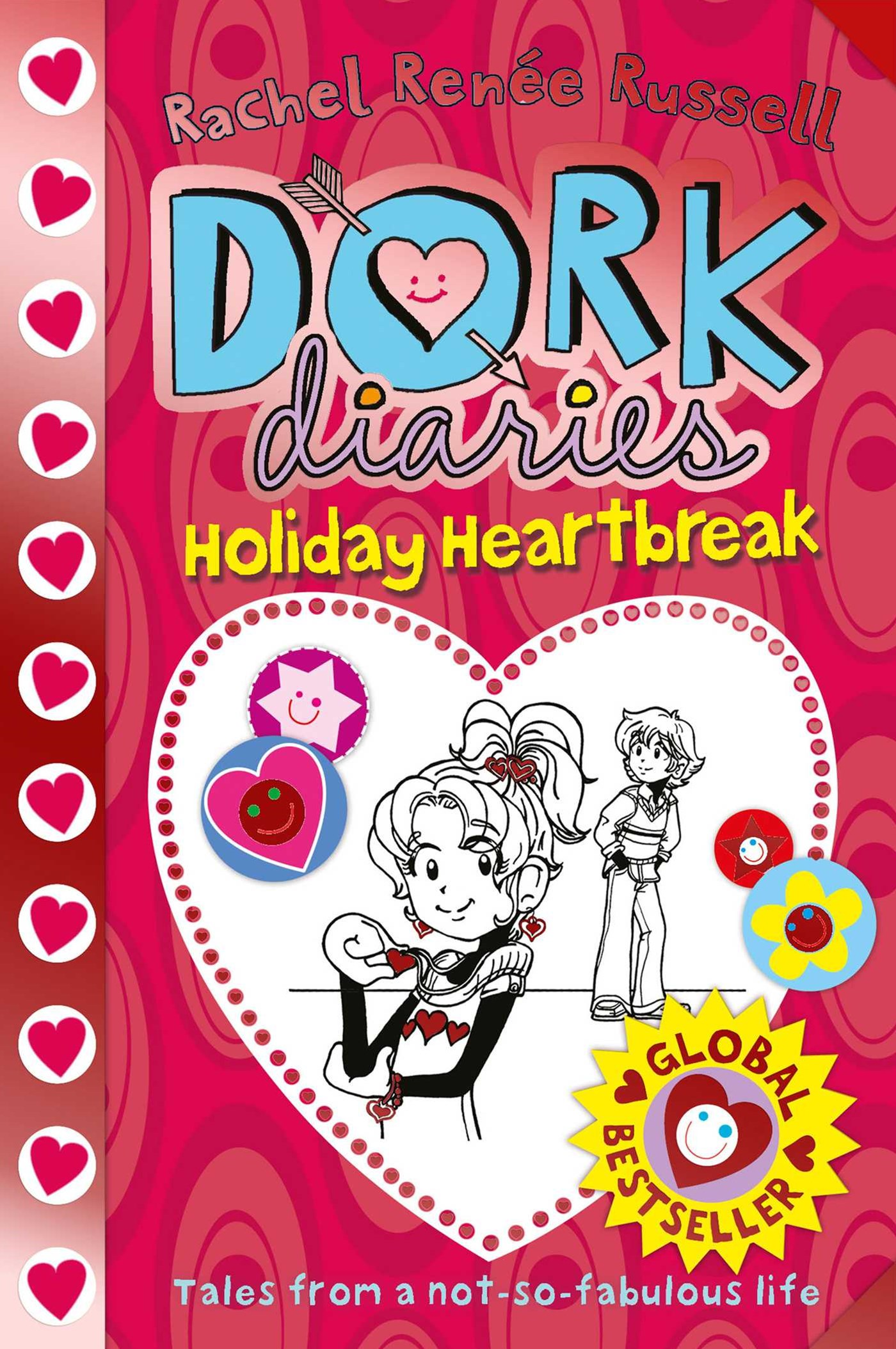 Holiday Heartbreak (Dork Diaries Book 6)