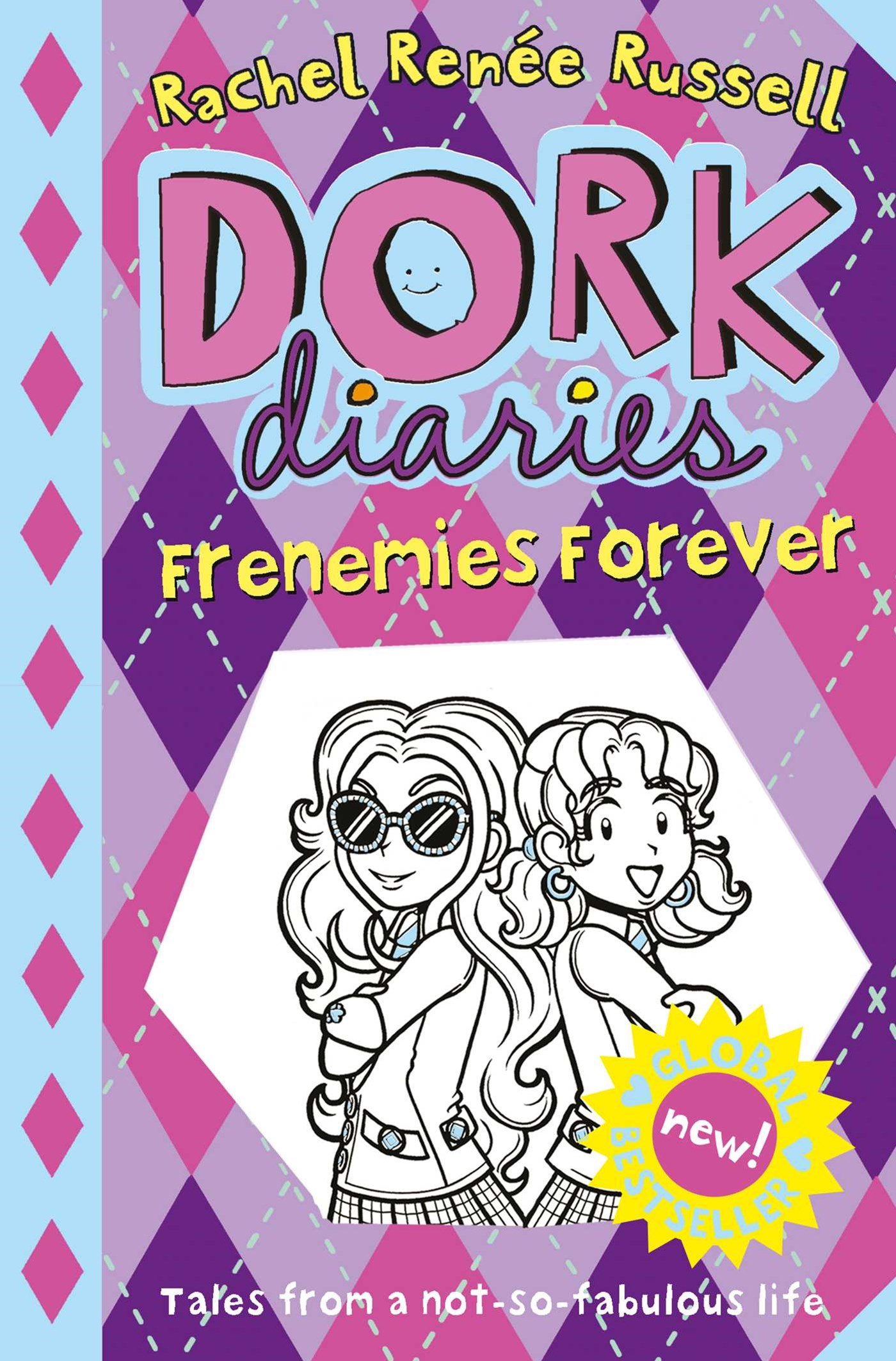 Frenemies Forever (Dork Diaries Book 11)