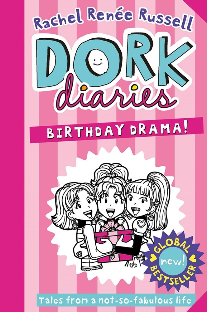 Birthday Drama (Book 13, Dork Diaries)