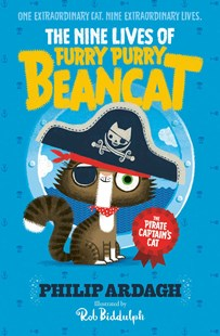 Furry Purry Beancat: The Pirate Captain's Cat by Philip Ardagh (9781471184017) - PaperBack - Children's Fiction