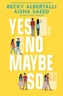 Yes No Maybe So by Becky Albertalli (9781471184666) - PaperBack - Children's Fiction