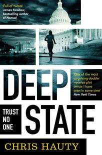 Deep State by Chris Hauty (9781471185632) - PaperBack - Crime Mystery & Thriller